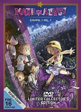 MADE IN ABYSS VOL.1 (LIMITED COLLECTOR'S EDITION) -    DVD NEU