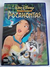 DVD Pocahontas  Walt Disney Classiques