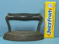 OLD TOY IRON CALLED UNMARKED DIAMOND DOVER CI863