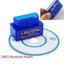 Android Bluetooth OBD2ELM327 Diagnostic Tool Scanner Adapter Reader Check Engine
