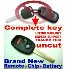 ALLin1 KEY REMOTE FOR 03-06 ELEMENT KEYLESS ENTRY CHIP TRANSPONDER FOB CLICKER