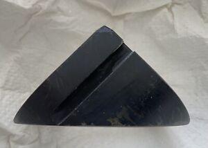 90° Prisma mit ovaler Grundfläche / 55x55 mm / prism
