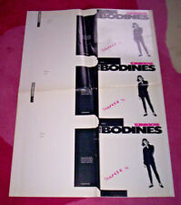 BODINES POSTER ~ THERESE. Creation Records, Orig 1986 UK Promo, folded. EX.