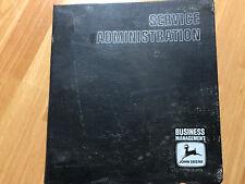 New Listingjohn Deere 9400 9500 9600 Combine Factory Technical Diagnosis Test Manual Tm1402
