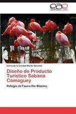 Diseno de Producto Turistico Sabana Camaguey (Paperback or Softback)