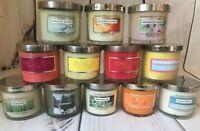 Bath & Body Works Signature Collection & Slatkin & Co. 1-wick Candle 4 oz