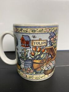 """Lang and Wise Collector Mug """"Welcome to my Garden"""""""