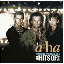 A-ha - Headlines And Deadlines - NEW CD (sealed)  Greatest Hits - Very Best Of