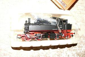 G21   Rivarossi 1340  Tenderlok Meyer Kreuzspinne  BR 98 009  DR ungenutzt