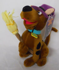 1999 Warner Bros Studio Store Halloween Scooby-Doo Witch Mini Bean Bag-Beanie