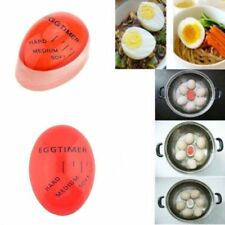Egg Timer Perfect Color Changing Timer Soft Hard Boiled Egg Cooking Kitchen Tool