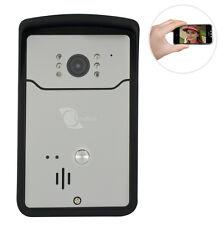 "LineMak IP Wi-Fi Video doorphone, 1/4"" CMOS Sensor, 5 LEDs, IP54. LS-VDCT518W-LX"