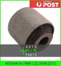 Fits NISSAN ALTIMA L32 2006-2012 - Rubber Suspension Bush Rear Assembly