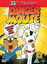 Danger Mouse Series 1 to 10 Complete Collection DVD UK DVD