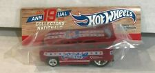 Hot Wheels 19 Nationals 2019 Convention Rot VW T1 Drag Bus Bingo Win - 90
