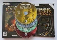 Star Wars KOTOR Knights of the Old Republic Videospiel für Windows PC
