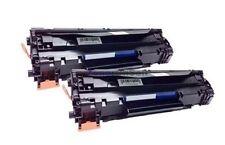 2 Pack CANON 137 9435B001 Black Laser TONER Cartridge MF229DW 222DW 216N 210W