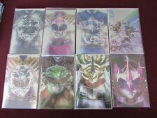 Power Rangers Comic Lot of 20 NM+ 9.4 1st Print!!!!