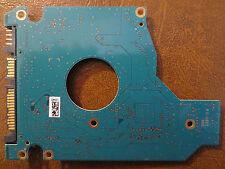 "Toshiba MK2576GSX (HDD2J95 D UL02 T) FW:GS002D 250gb  2.5"" Sata PCB"