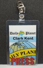 Superman Smallville ID Badge-Clark Kent Reporter Press Pass costume prop cosplay