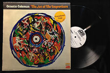 Ornette Coleman-Art and The Improvisers-Atlantic 1572-WLP PROMO