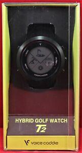 Voice Caddie T2 Hybrid Golf Watch