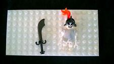 LEGO Fantasy Skeleton Halloween Custom Minifig NEW Indiana Jones