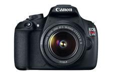 NEW Canon Rebel T5 DSLR 18.0MP Camera w/ EF-S 18-55mm IS II Lens (3 LENSES)