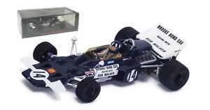 Spark S4281 Lotus 72C #14 Mexico GP 1970 - Graham Hill  1/43 Scale