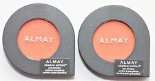 Revlon Almay Shadow Softies Peach Fuzz  #135 Lot of 2