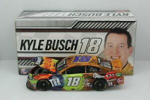 KYLE BUSCH, M&M'S HALLOWEEN,  #18, 1/24 2020 CAMRY, FREE SHIPPING,  IN STOCK