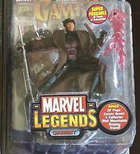 Marvel Legends GAMBIT SERIES IV action figure 2003 Toybiz