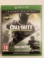 Call of Duty: Infinite Warfare: Legacy Edition (Xbox One) PEGI 18+ Shoot 'Em Up