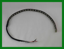 "Maxxima 27 LED Blue Strip Light 18"" Long Self Adhesive SMD5050"