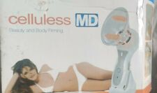 Vintage Celluless MD Vibration Massager Head, Face, Beauty and Body Firming. NEW