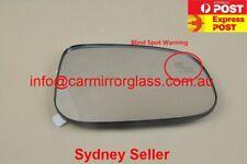 Right MIRROR GLASS FOR JAGUAR XE XF XJ XFR XJ8 XJR XK XKR XKR-S (Blind spot)