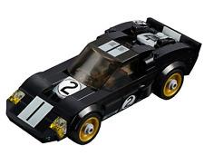LEGO 75881 velocità CHAMPIONS 1966 FORD GT40 e solo driver (Dividi da 75881)