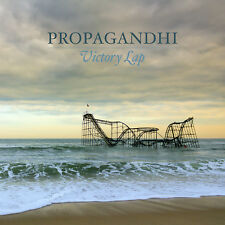 Propagandhi VICTORY LAP 7th Album +MP3s LIMITED Epitaph NEW RED COLORED VINYL LP