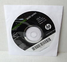 HP Officejet Pro 8600 Series CD Installation Software CD