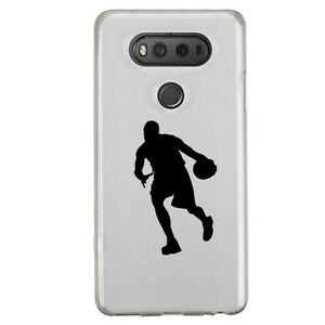 2 Basketball Sports Sticker Die Cut Decal for mobile cell phone Smartphone Decor