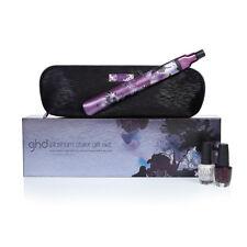 ghd nocturne Platinum Styler Glätteisen Haarglätter + ghd Spray