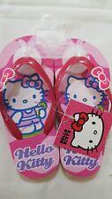 Infradito Hello Kitty Rosa - Sanrio - numero 34/35 - Nuovi