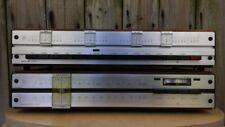 Bang & Olufsen Beolab 5000 Amp & Beomaster 5000 Sintonizador en acabado de palo de rosa. 99p Nr