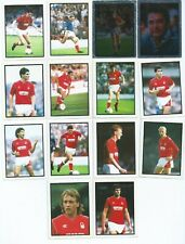 ORBIS Football Collection Stickers RECORD BREAKERS Choose from list RB1-RB48