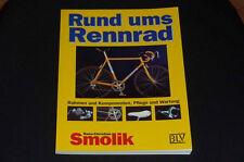 RUND UMS RENNRAD - KOMPONENTEN  PFLEGE Laufräder Schaltwerk alte Rennräder