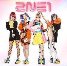 2NE1 - GO AWAY (CD+DVD 1st Press Type-2) [JAPAN Version]