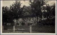 OSTRAU b. Schandau Sachsen AK Landhaus Abendruh ~ 1925 Postkarte