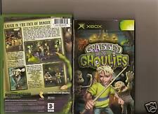 Tomó por el GHOULIES XBOX/X Caja 360 Raro Zombies