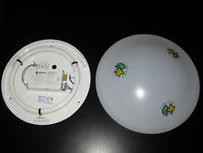 350mm Oyster Ceiling Light Sale - Include 28W T5 Tube