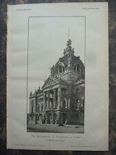 1889 Strassburg Kaiserpalast